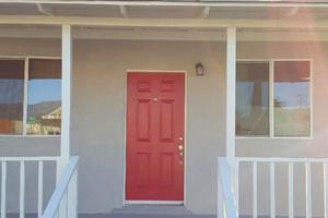 Exterior Front Door Painting